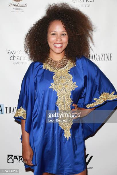 Radio personality Breegan Jane attends the Los Angeles Travel Magazine Spring Issue Launch at Bardot on April 28 2017 in Hollywood California
