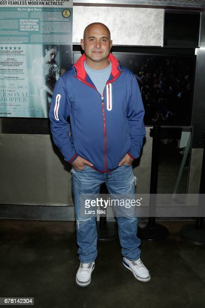 Radio Personality Craig Carton attends the MR CHIBBS Opening Night screening at the IFC Center on May 3 2017 in New York City