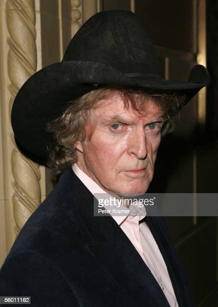 Radio Personality Don Imus attends The Brooklyn College Foundation dinner and award gala on October 25 2005 in New York City