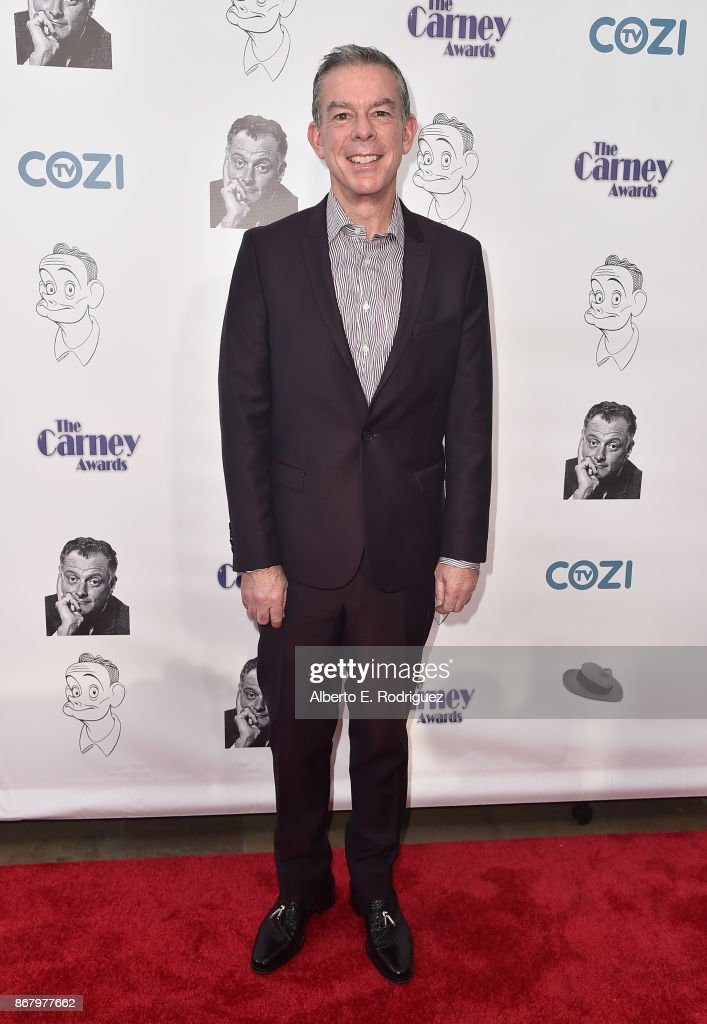 3rd Annual Carney Awards - Arrivals : News Photo