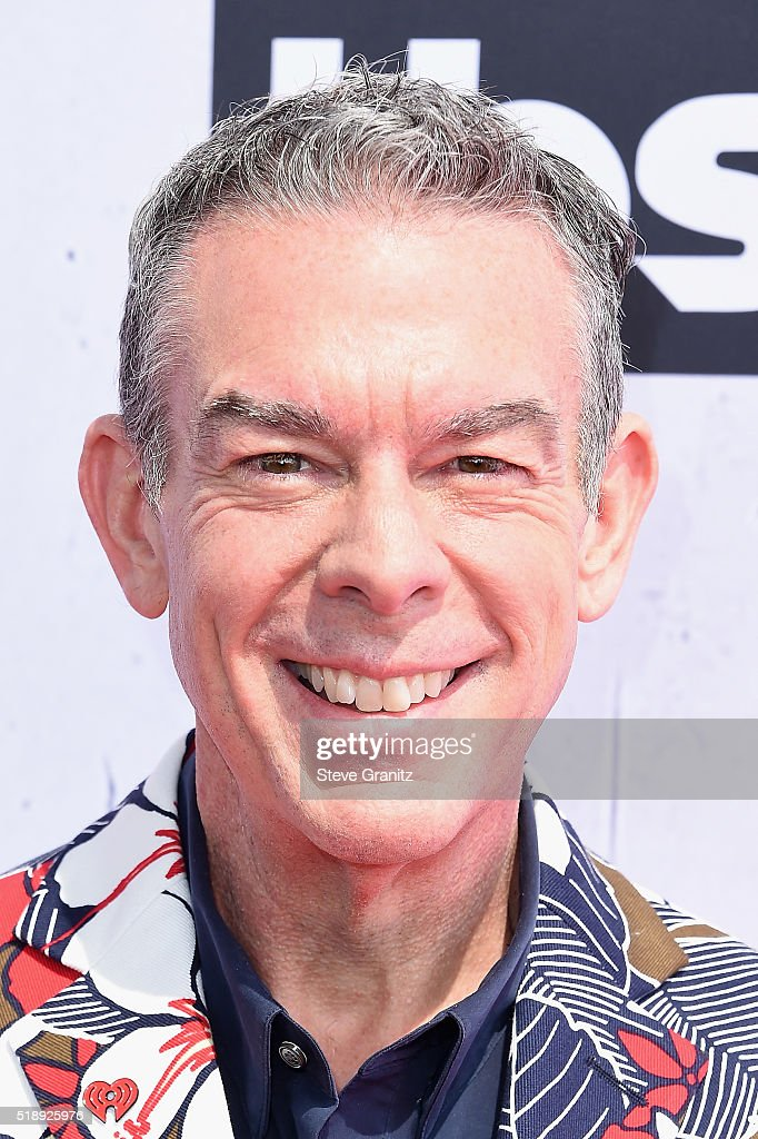 Radio personality Elvis Duran attends the iHeartRadio Music Awards at The Forum on April 3, 2016 in Inglewood, California.