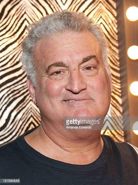 Radio personality Joey Buttafuoco poses backstage at the FilmOn Celebrity Fight Night at Avalon on November 5 2011 in Hollywood California