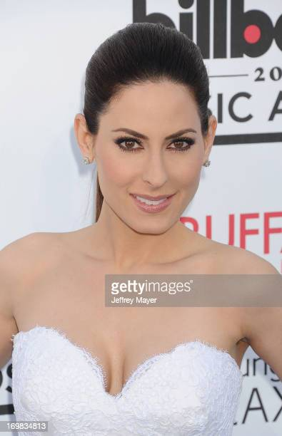 Radio personality Kerri Kasem arrives at the 2013 Billboard Music Awards at the MGM Grand Garden Arena on May 19, 2013 in Las Vegas, Nevada.