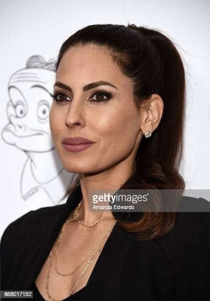 Radio personality Kerri Kasem arrives at the 3rd Annual Carney Awards at The Broad Stage on October 29 2017 in Santa Monica California