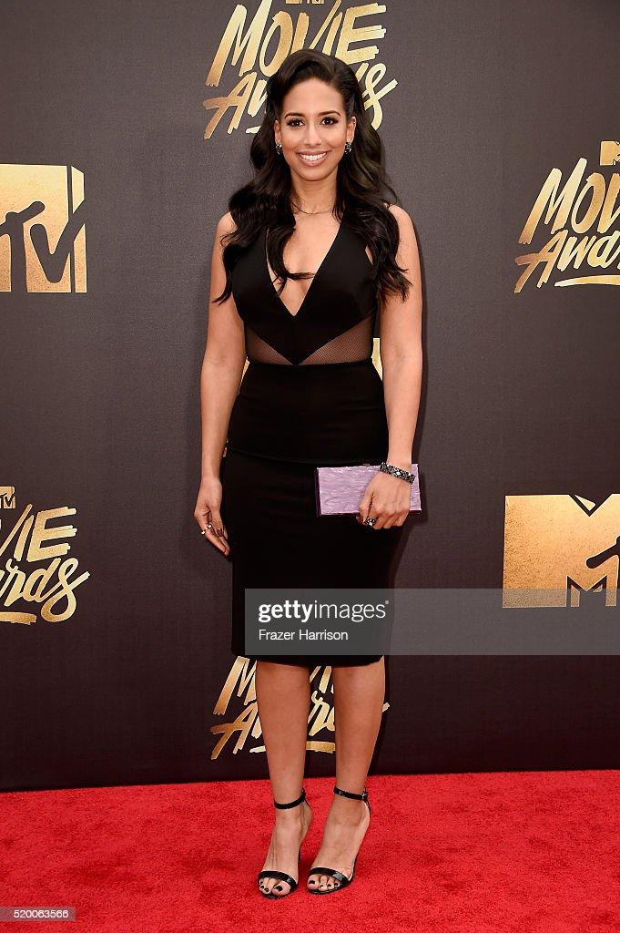 2016 MTV Movie Awards - Arrivals : News Photo