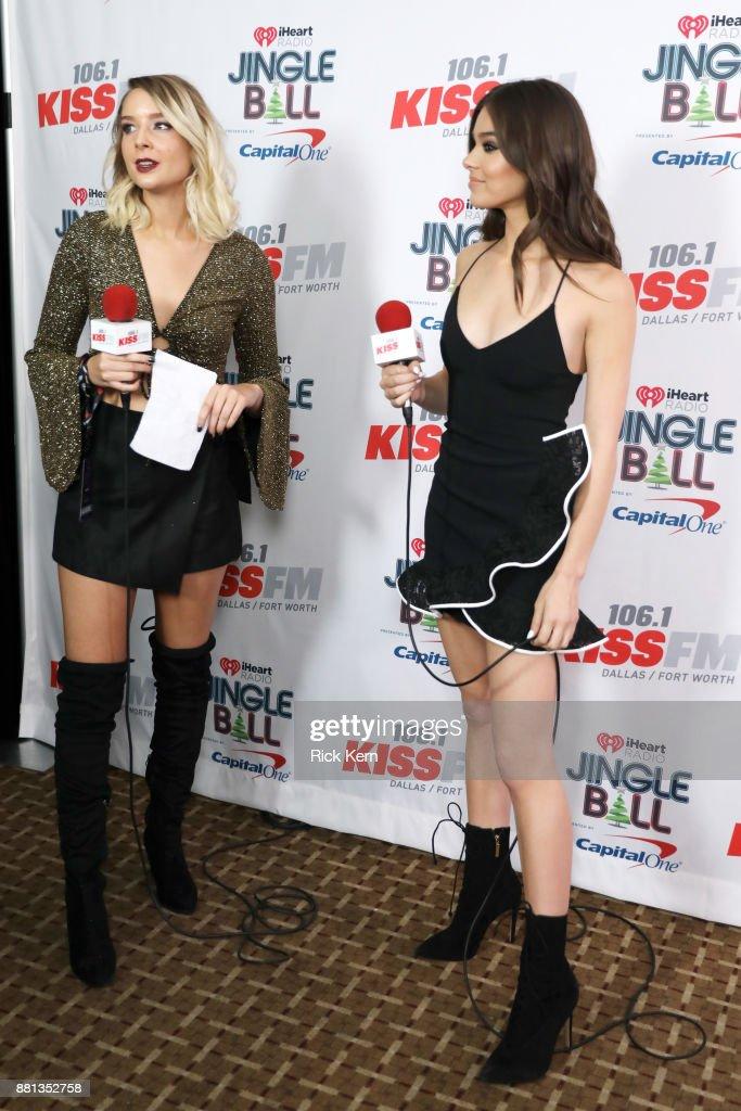 106.1 KISS FM's Jingle Ball 2017 - PRESS ROOM : News Photo