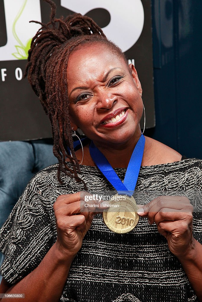 Robin Quivers NYC Marathon Victory Party
