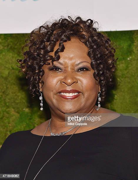 Radio personality Robin Quivers attends the TJ Martell Foundation's Women of Influence Awards on May 1 2015 in New York City