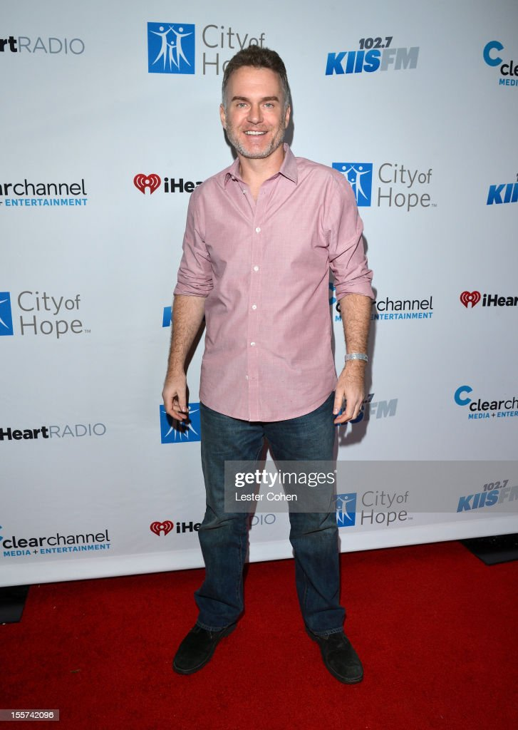 Radio Personality Sean Valentine Attends City Of Hope Honors Clear  Channelu0027s John Ivey At The Fifth
