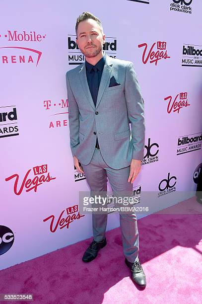 Radio personality Ted Stryker attends the 2016 Billboard Music Awards at TMobile Arena on May 22 2016 in Las Vegas Nevada