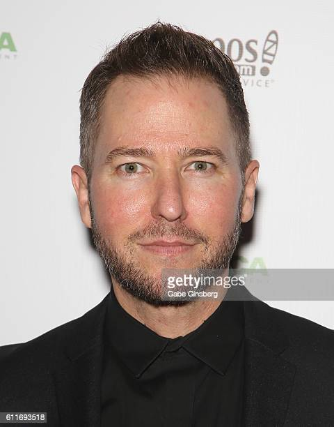 Radio personality Ted Stryker attends the third annual Tyler Robinson Foundation gala benefiting families affected by pediatric cancer at Caesars...