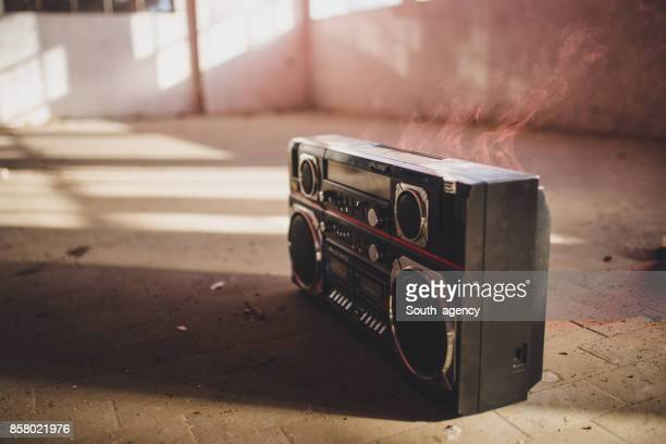 radio - rap stock pictures, royalty-free photos & images
