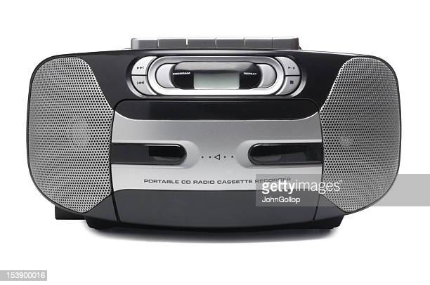 cd radio player - personal compact disc player stock pictures, royalty-free photos & images