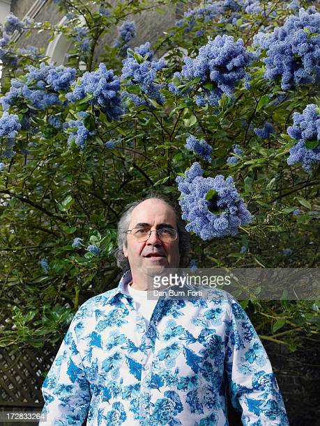 Radio presenter Danny Baker is photographed for the Independent on May 23, 2013 in London, England.