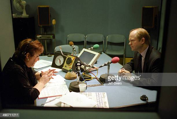radio presenter Jenni Murray and former Conservative Party leader William Hague