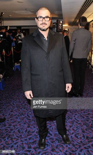 Radio presenter Zane Lowe attends the Sony Radio Academy Awards held at The Grosvenor House Hotel on May 10 2010 in London England