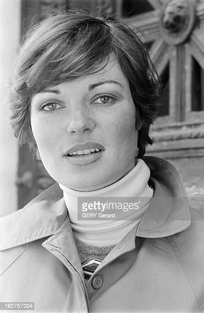 Radio Programme 'Jeune Jolie Mais Seule' On France Inter Paris le 29 avril 1976 reportage sur une jeune femme participant à l'émission de radio...