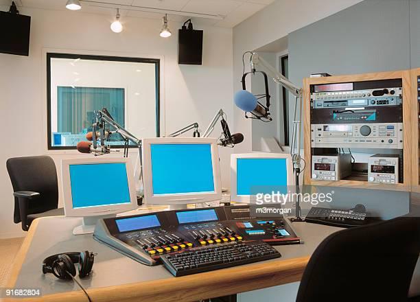 De Radio tipo estudio