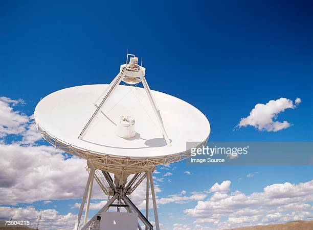 VLBA radio telescope brewster washington