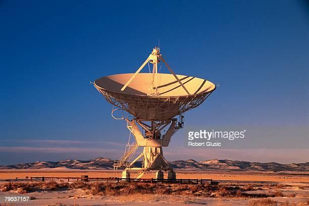 Radio Telescope in the Very Large Array