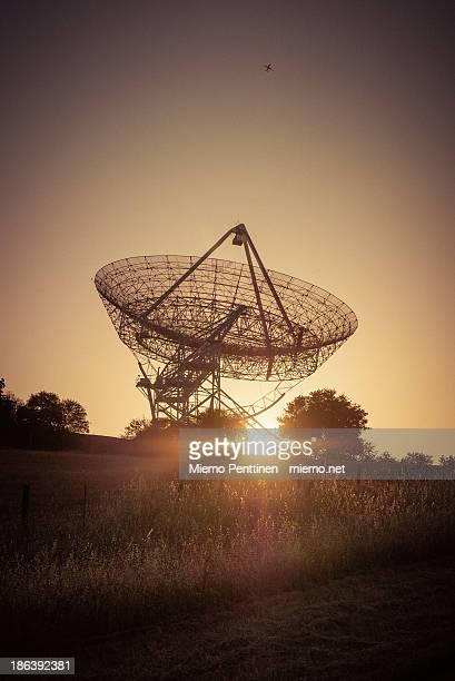 radio telescope - palo alto ストックフォトと画像