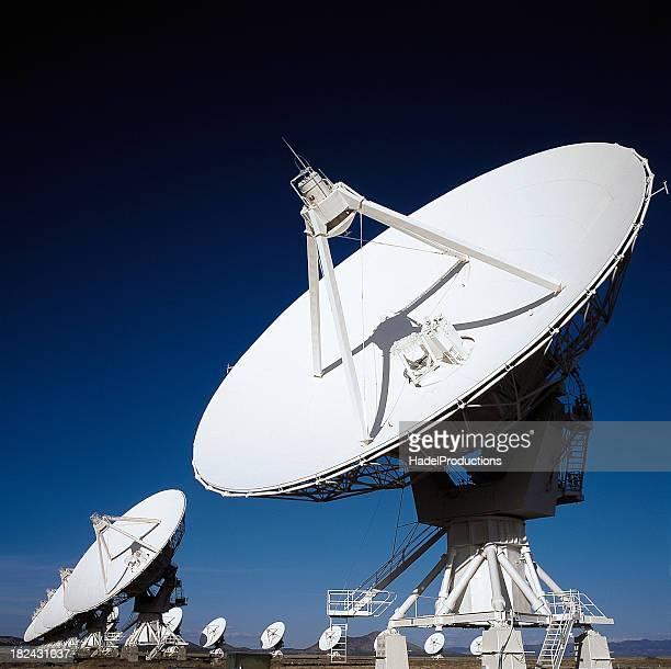 VLA Radio Teleskope Socorro, New Mexico