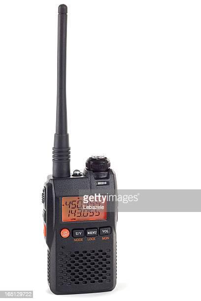Radio transceiver UHF VHF