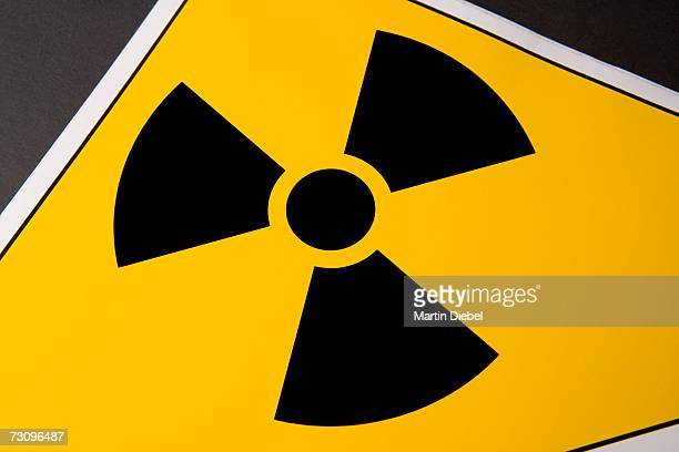 Radioactive Warning Symbol Stock Photos And Pictures Getty Images