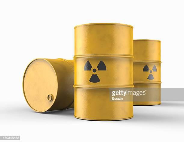 radioactive waste containers - drum container stock pictures, royalty-free photos & images