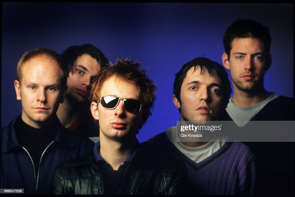 Radiohead : News Photo