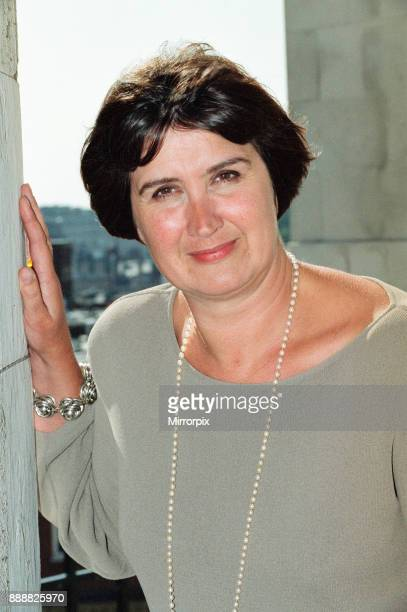 BBC Radio's Jenni Murray 30th August 1991