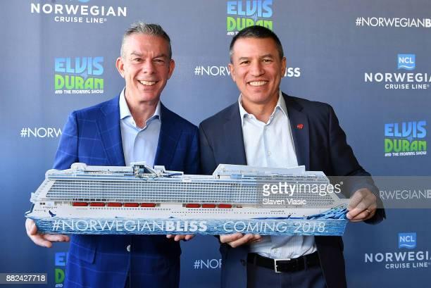 20 Norwegian Cruise Line Bliss Ship Godparent Announcement