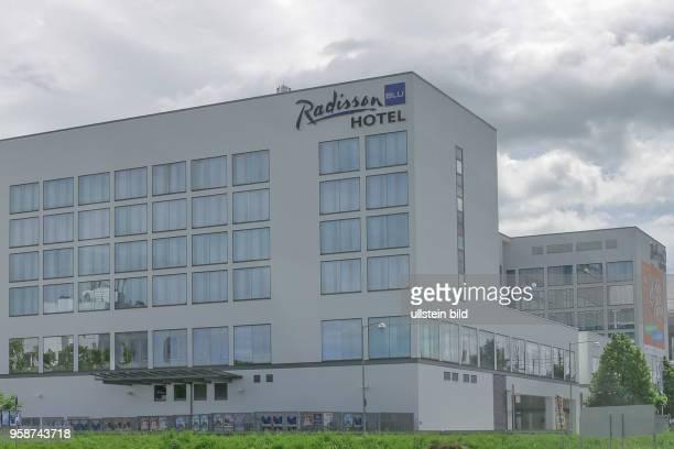 Radisson Blu Hotel auf Expo Gelände in Hannover am Kronsberg