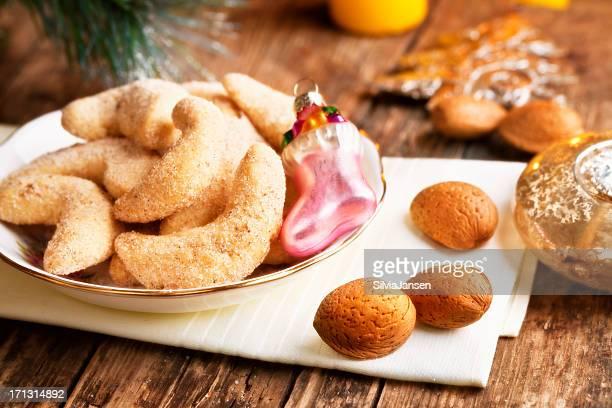 クッキー Vanillekipferl raditiobal クリスマス