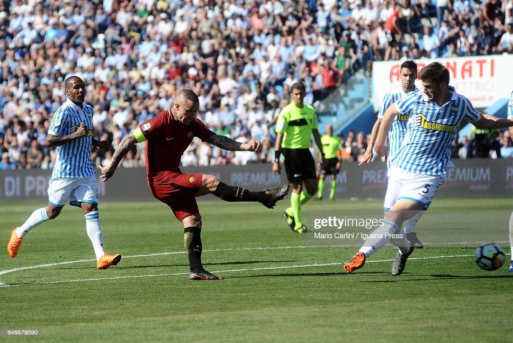 Spal v AS Roma - Serie A : News Photo
