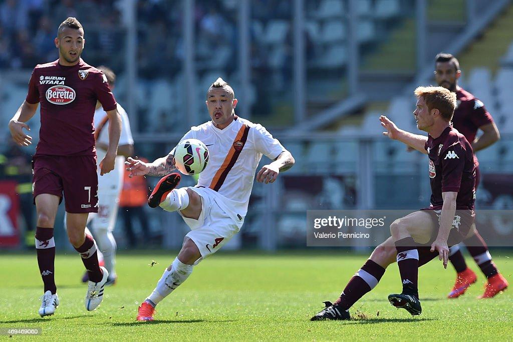 Torino FC v AS Roma - Serie A : News Photo