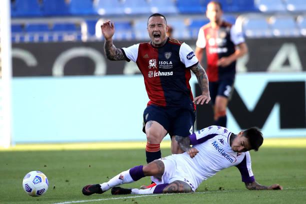 ITA: Cagliari Calcio  v ACF Fiorentina - Serie A