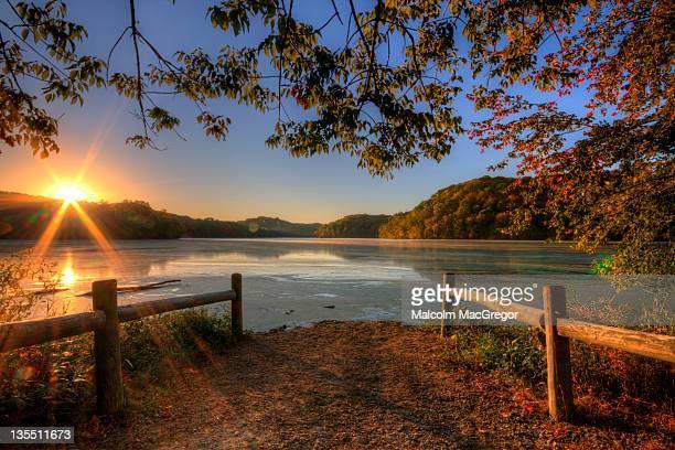 radnor lake - tennessee - fotografias e filmes do acervo
