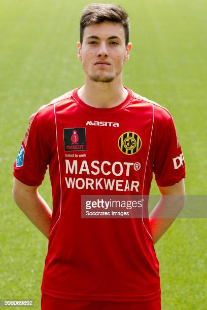 Radomir Novakovic of Roda JC during the Photocall Roda JC at the Parkstad Limburg Stadium on July 12 2018 in Kerkrade Netherlands