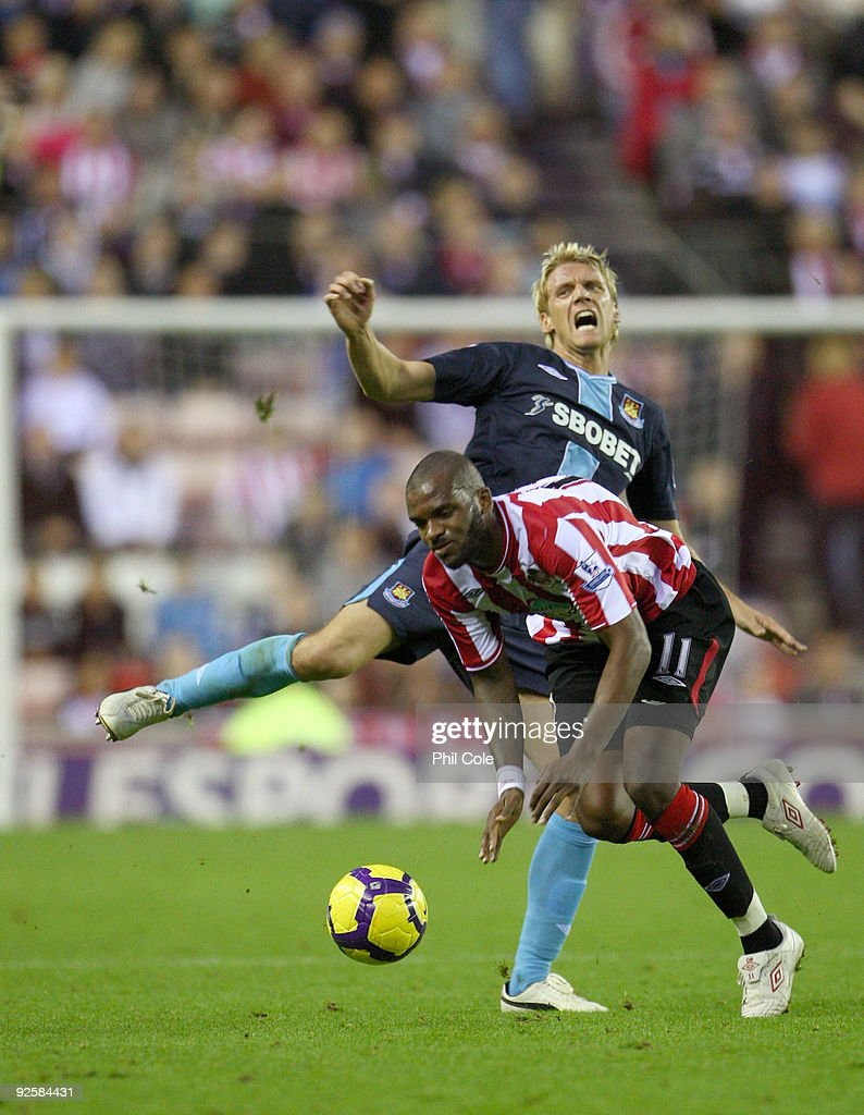 Sunderland v West Ham United - Premier League