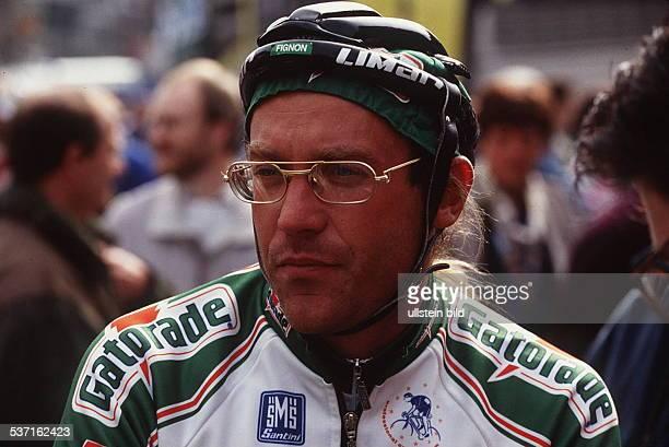 Radrennfahrer, F, - 1993