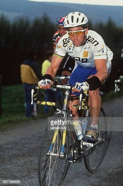 Radrennfahrer, USA, in Aktion - 1993