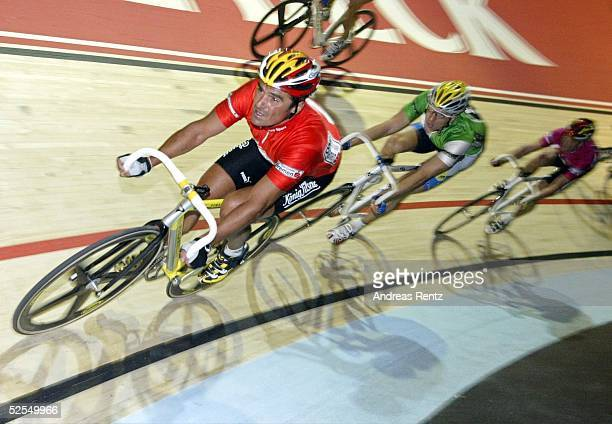 Radsport Sechs Tage Rennen 2004 Bremen Andreas KAPPES / GER 080104