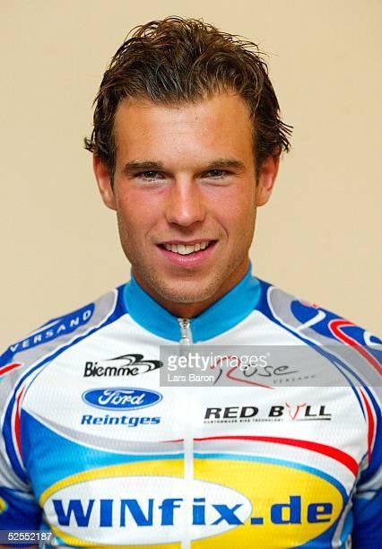 Radsport: Vorstellung Team Winfix-Arnolds Sicherheit, Duesseldorf; Ronald OTTO 03.03.04.