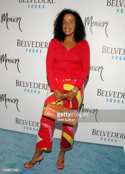 Rae Dawn Chong during Diane Merrick Beverly Boulevard Boutique Launch Arrivals at Diane Merrick Beverly Boulevard Boutique in Los Angeles California...