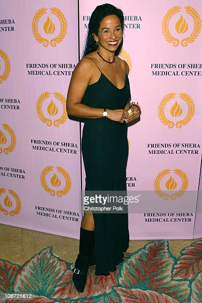 Rae Dawn Chong during Friends of Sheba Medical Center Annual awards Gala Honoring filmmaker William Freidkin at Beverly Hilton in Beverly Hills CA...