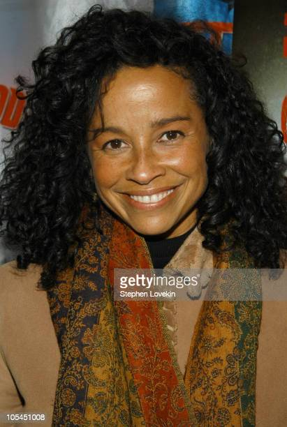 Rae Dawn Chong during Hostage New York City Premiere After Party at Planet Hollywood in New York City New York United States