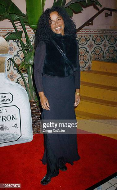 Rae Dawn Chong during Jane Booke Design Studio Collection Fashion Show at Spider Club in Hollywood California United States