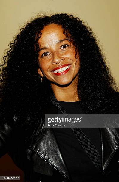 Rae Dawn Chong during Jimmy Choo Shoe Collection Suite at Peninsula Hotel in Beverly Hills California United States