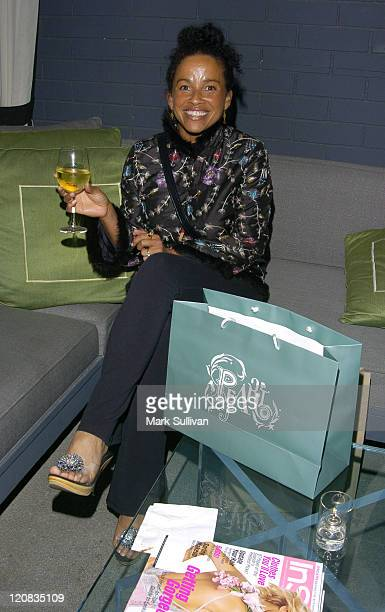 Rae Dawn Chong during Mlle Pearl Annual Warehouse Sale KickOff Reception Benefit for Miracles Wonders Foundation at Viceroy Hotel in Santa Monica...